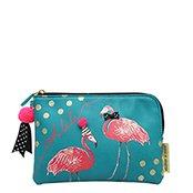 Flamingo purse, unique gifts