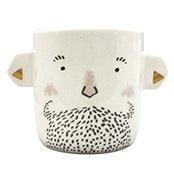 Novel egg cup